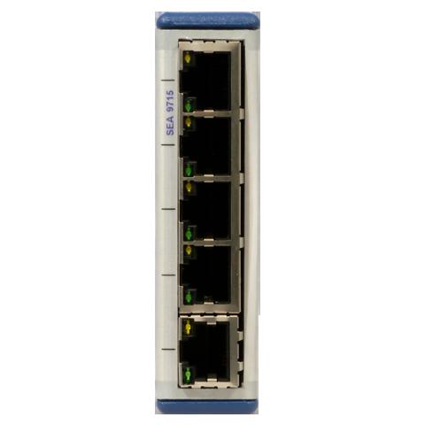 SEA 9715 Ethernet Switch Module