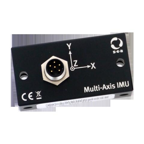 DS.A.3 - Digital 3-Axis IMU Sensor
