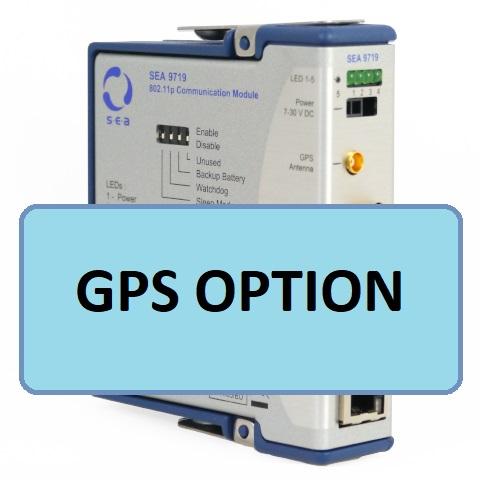 GPS Option für SEA 9719
