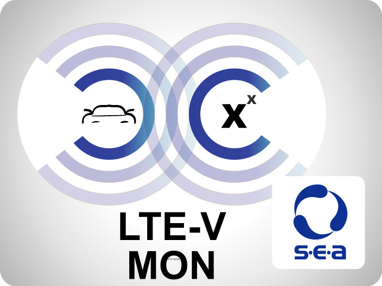 LTE-V Add-On for LabVIEW - MONITORING
