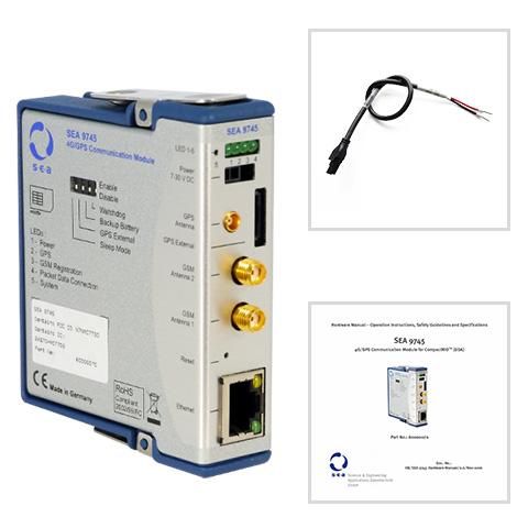 SEA 9745 4G Mobilfunk Kommunikationsmodul - Kit