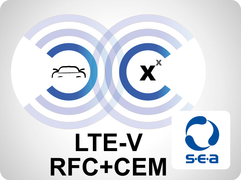 LTE-V Add-On for LabVIEW - RF-COMPLIANCE+CEM