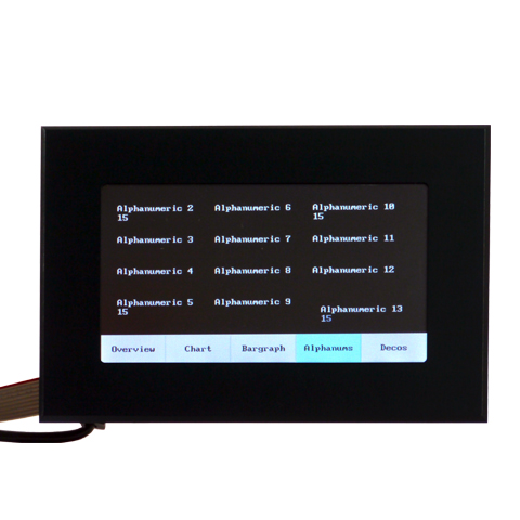 """SEA 4914 4.3"""" Display Module Kit"""