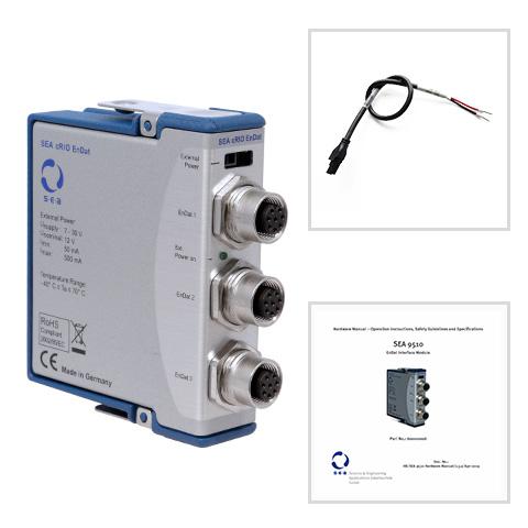 SEA 9510 EnDat Encoder Interface Modul - Kit